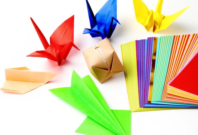 日本の伝統「折り紙」から着想!斬新すぎるプロダクト集