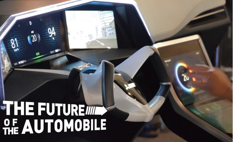"""未来の自動車が見せる新世界!""""EV&自動運転""""のいまを探る"""