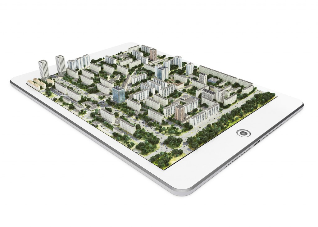 Mobile 3d navigation technology
