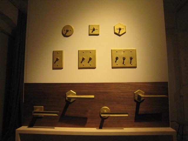 """""""真鍮建築金物ブランド「MATUREWARE by FUTAGAMI」商品展示説明会 """" 東京ものづくり巡り"""
