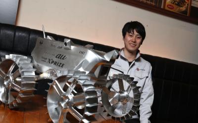 「宇宙を学ぶのに遅いことはない」民間初の月面探査にチャレンジするHAKUTO田中利樹氏が、宇宙開発で大切にしていること