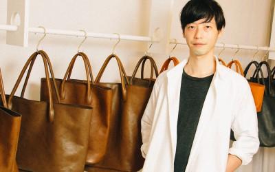 """""""デザインをしない、デザイン""""革ブランド「SHOJIFUJITA」が体現する、作り手と使い手の未来"""