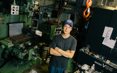 """いま、町工場が変わる!イケメン工場男子が""""つながり""""で生み出す幸せの金属製品"""